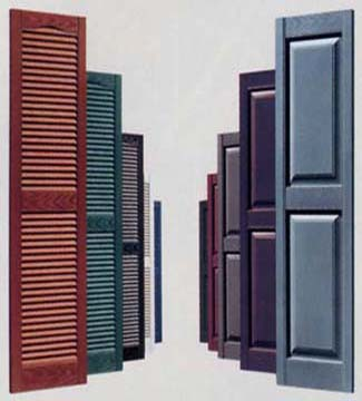Contract Builders Supply Shutters